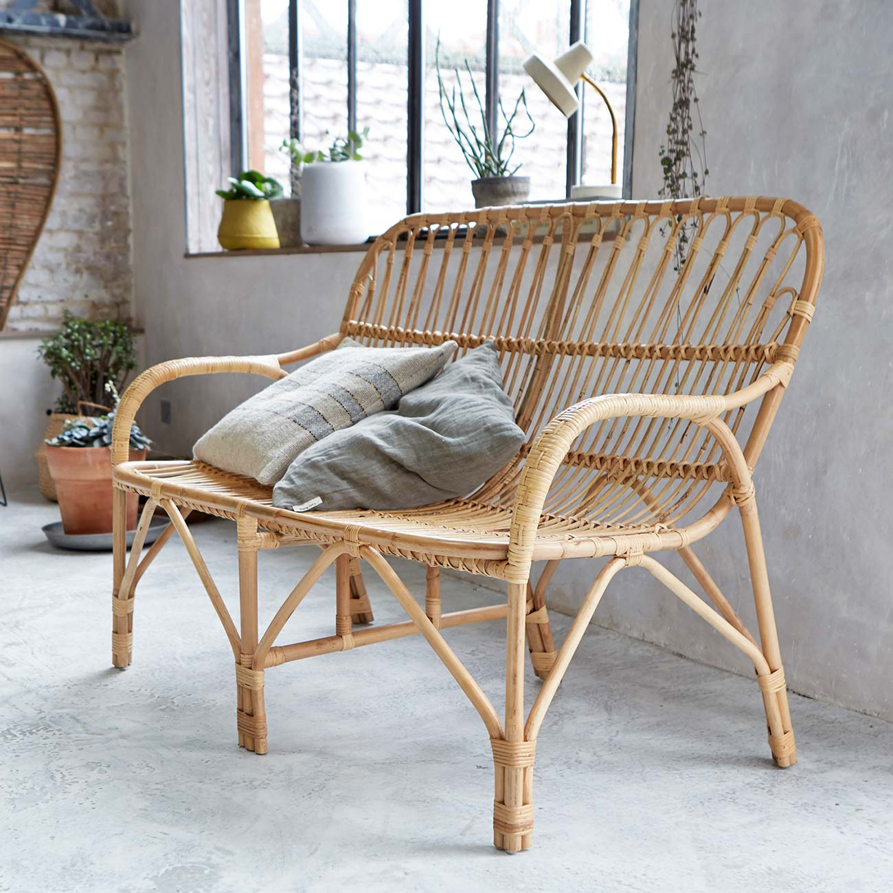 """Trends Mag #18 – """"Out is In""""  Garden furniture comes indoors"""