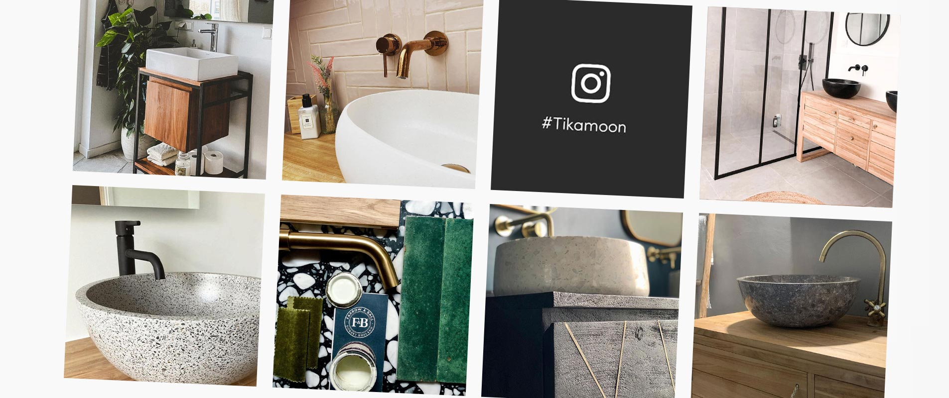 Your take on our washbasins and bathroom furniture